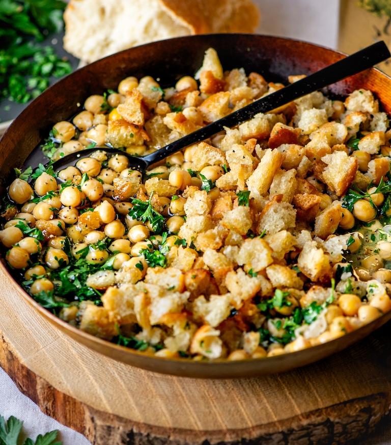 Miras Vegan Kikkererwten recept