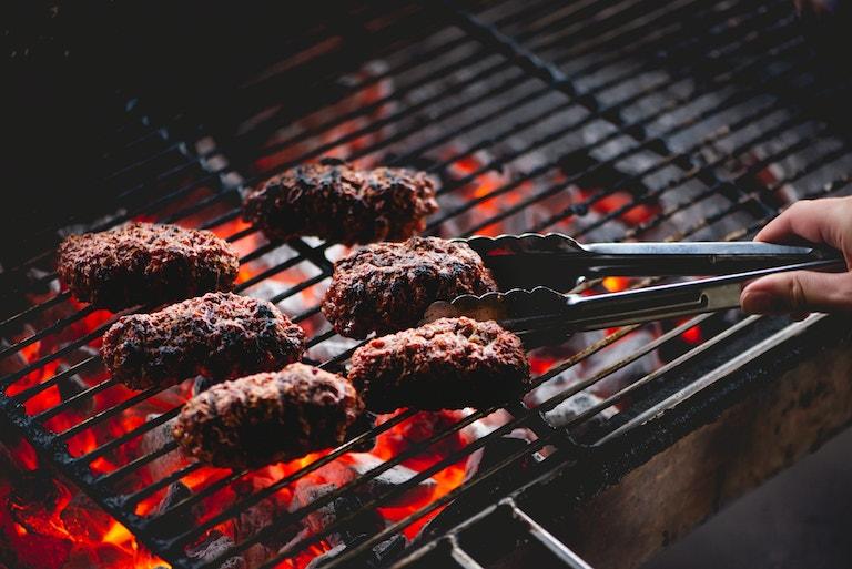 Tekirdag Köfte op de BBQ